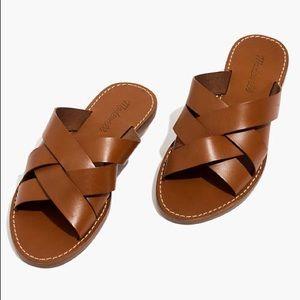 Madewell boardwalk woven sandals